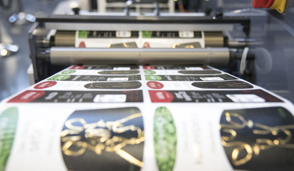Evolution & Future of Label Printing